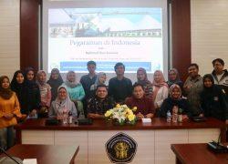 Kuliah Tamu: Pengembangan Garam di Indonesia Menuju Indonesia Swasembada Garam