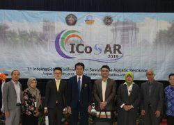 PSPK UB, Sukses Launcing International Conference on Sustainable Aquatic Resources bersama Pusat Studi Halal Thoyib