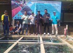 Tim Universitas Brawijaya Kembangkan Inovasi Teknologi RAS-AT untuk Pembenihan Ikan Lele Unggulan Daerah Tuban